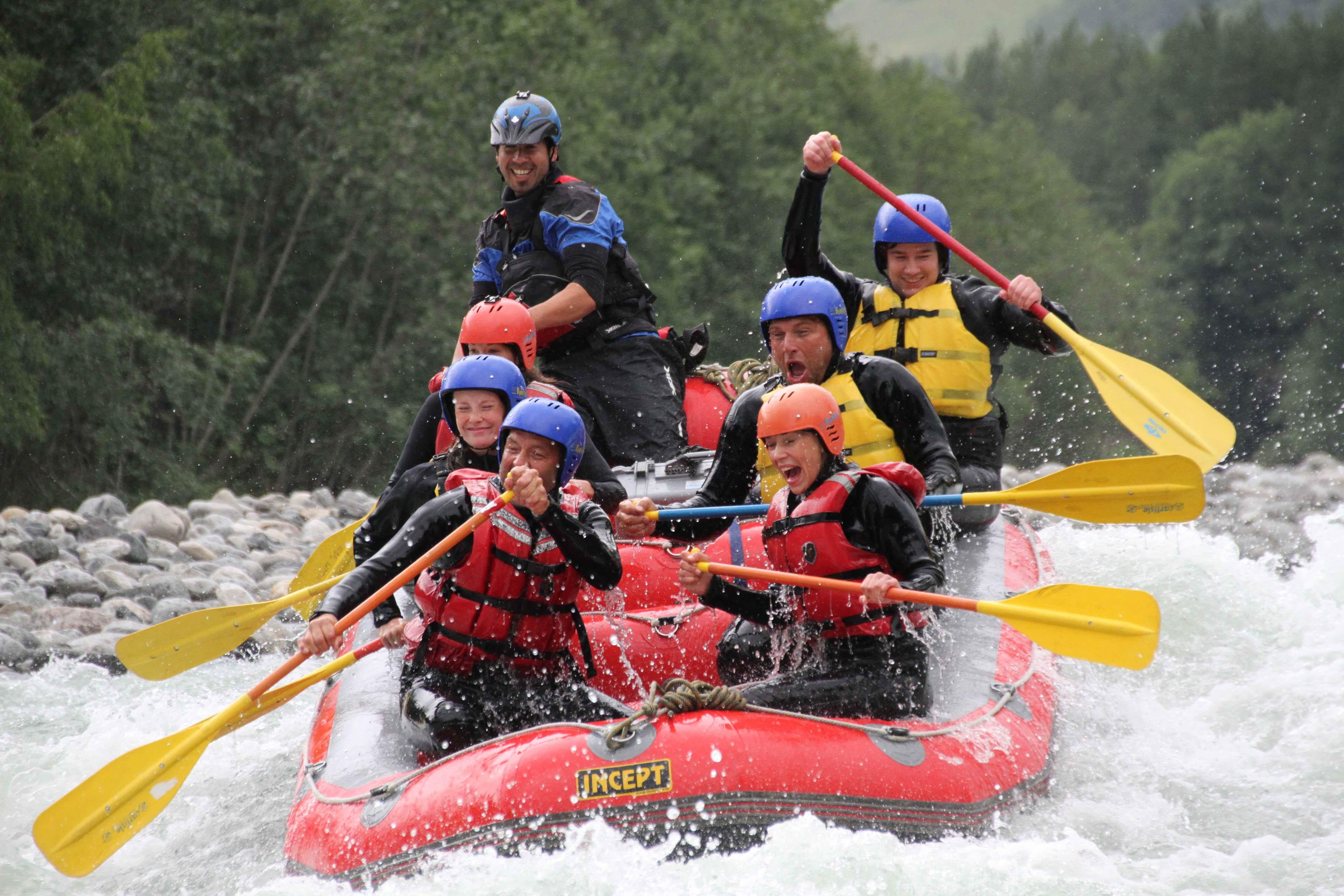 Heidal Rafting
