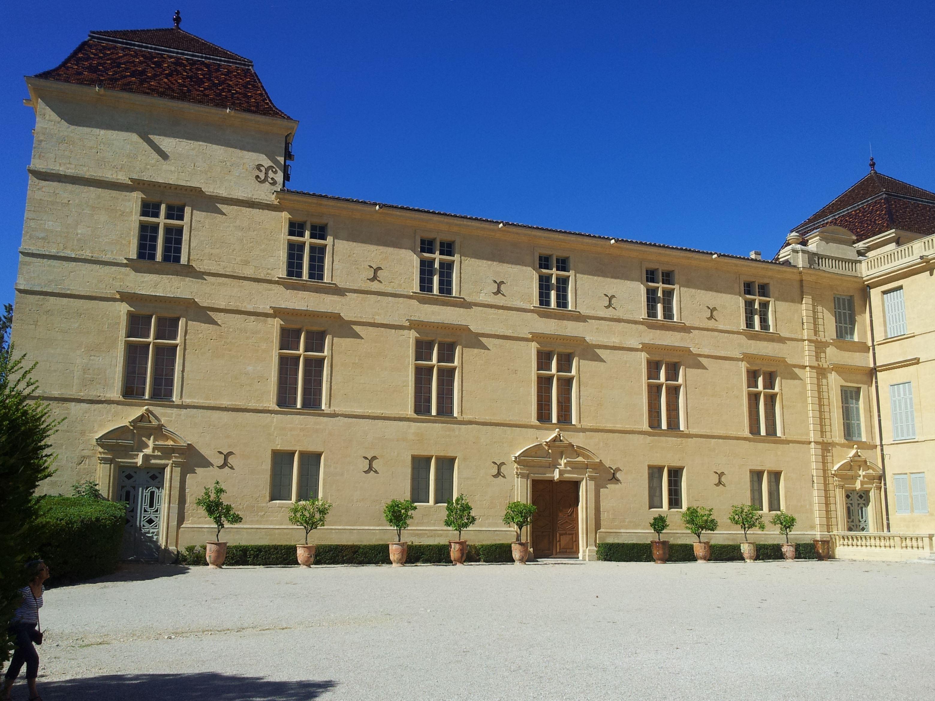 Un dimanche au Château de Castries