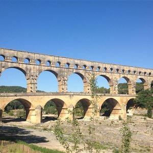 Pont du Gard/Tavel/Chateauneuf du Pape - Demi-journée - Provence Travel