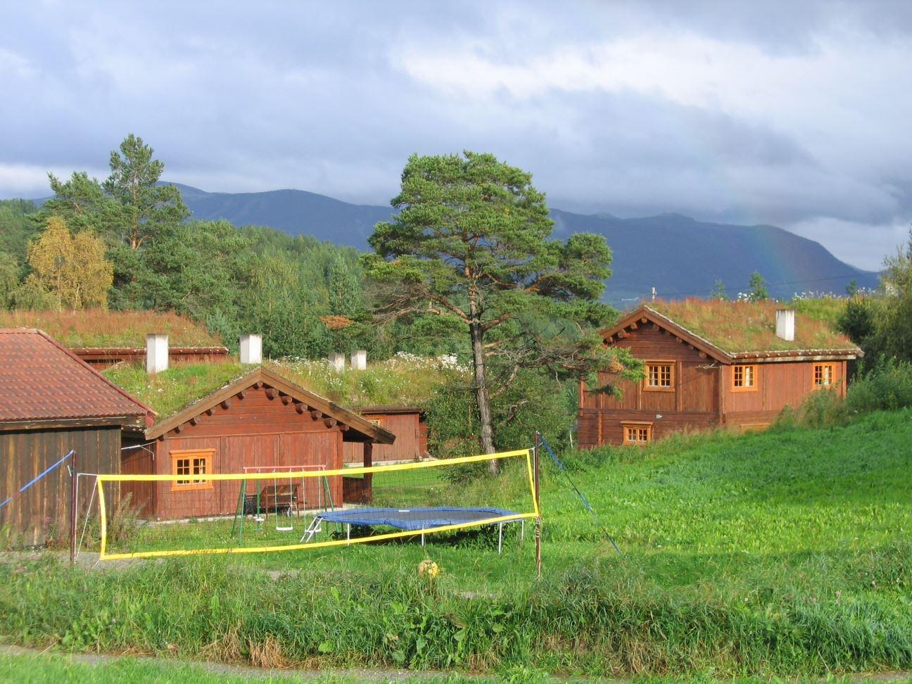 Søre Traasdahl hyttetun