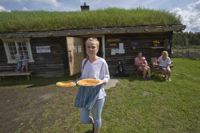 Velkomen til Kalven Seter og Noregs mest unike kaffebar!