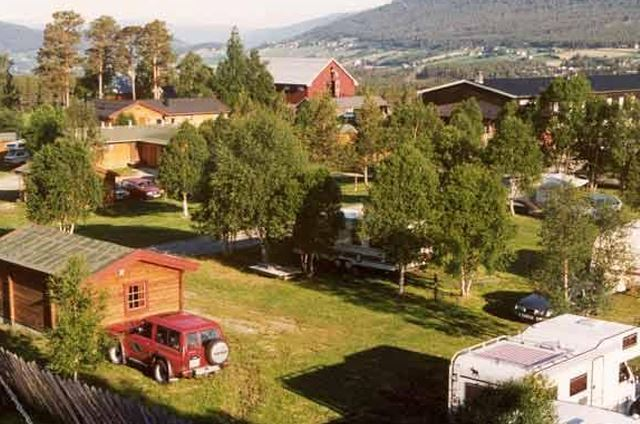 Midtskog Cabins and Caravan Park