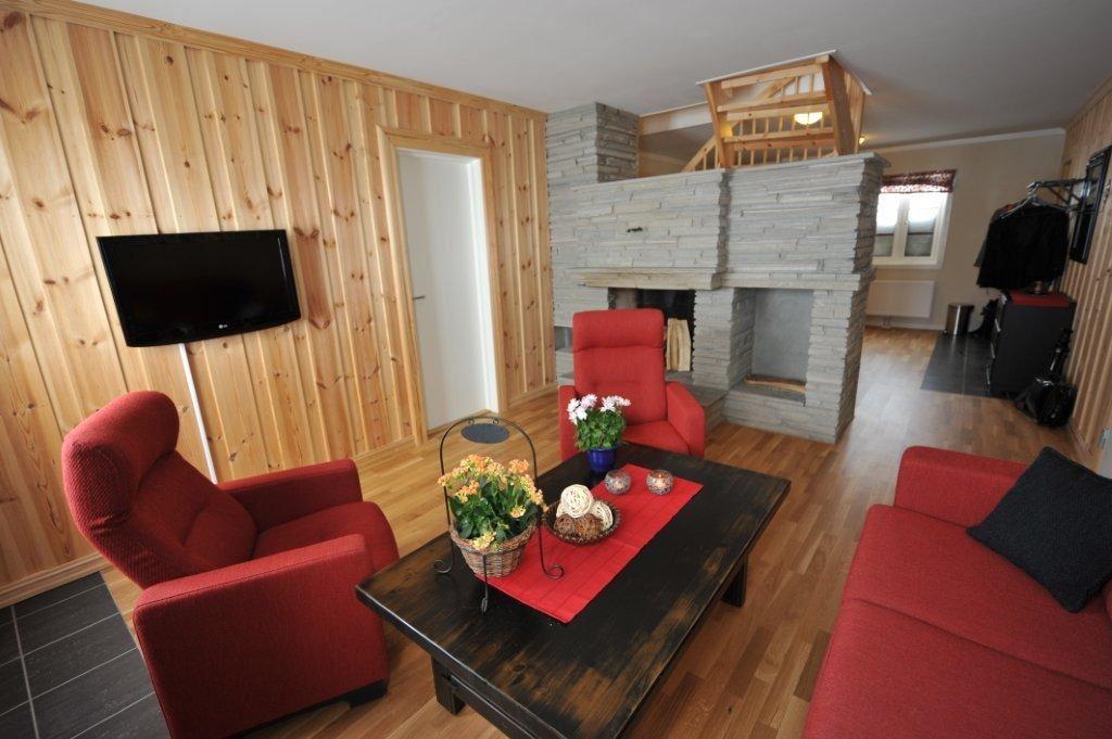 Smuksjøseter Lodge