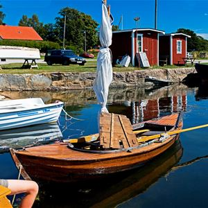 Gästhamn - Torsö
