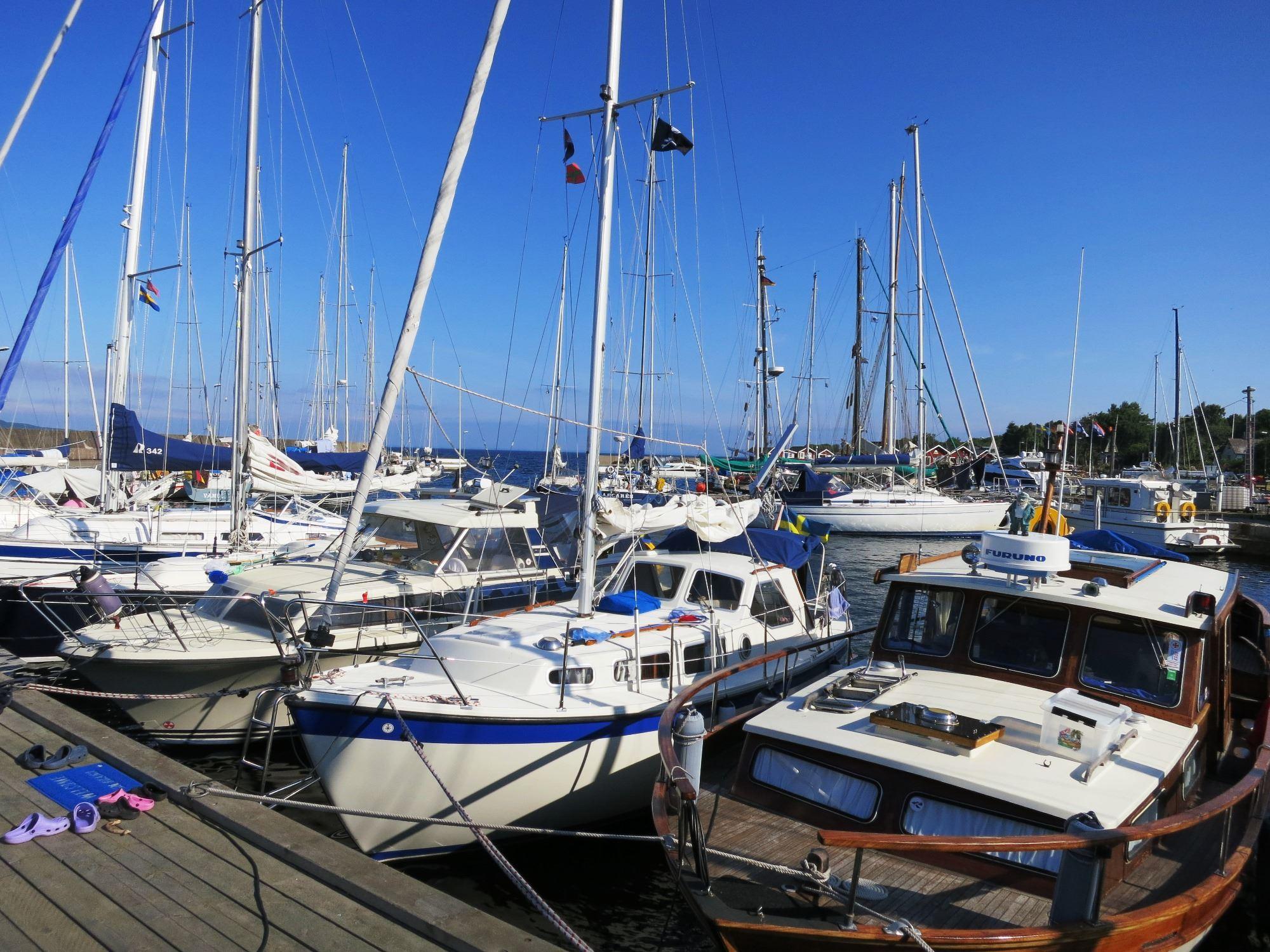 Guest harbour - Hanö