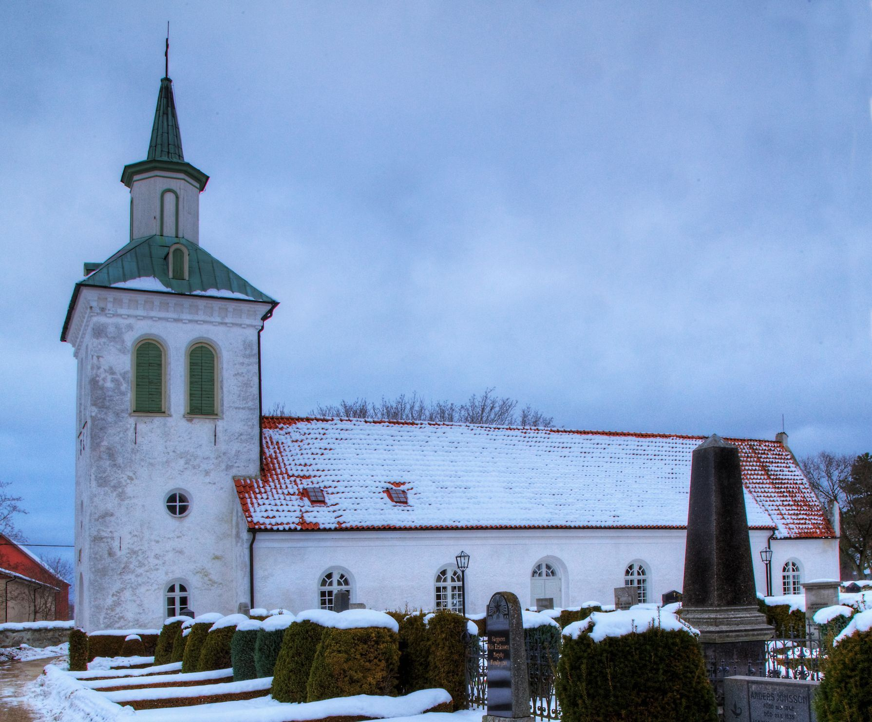 Ysane Church