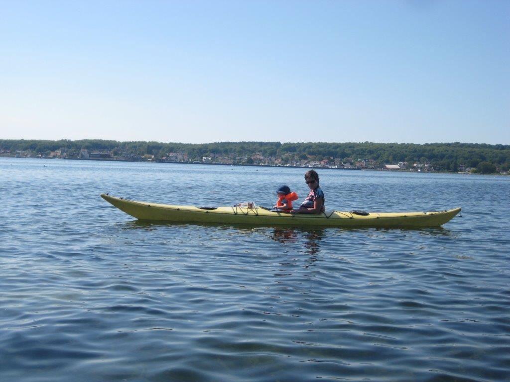 Boat - Hälleviks camping