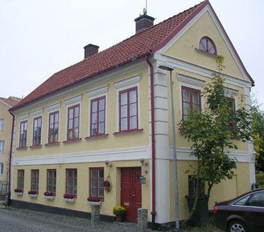 Nicolaigården - historic building