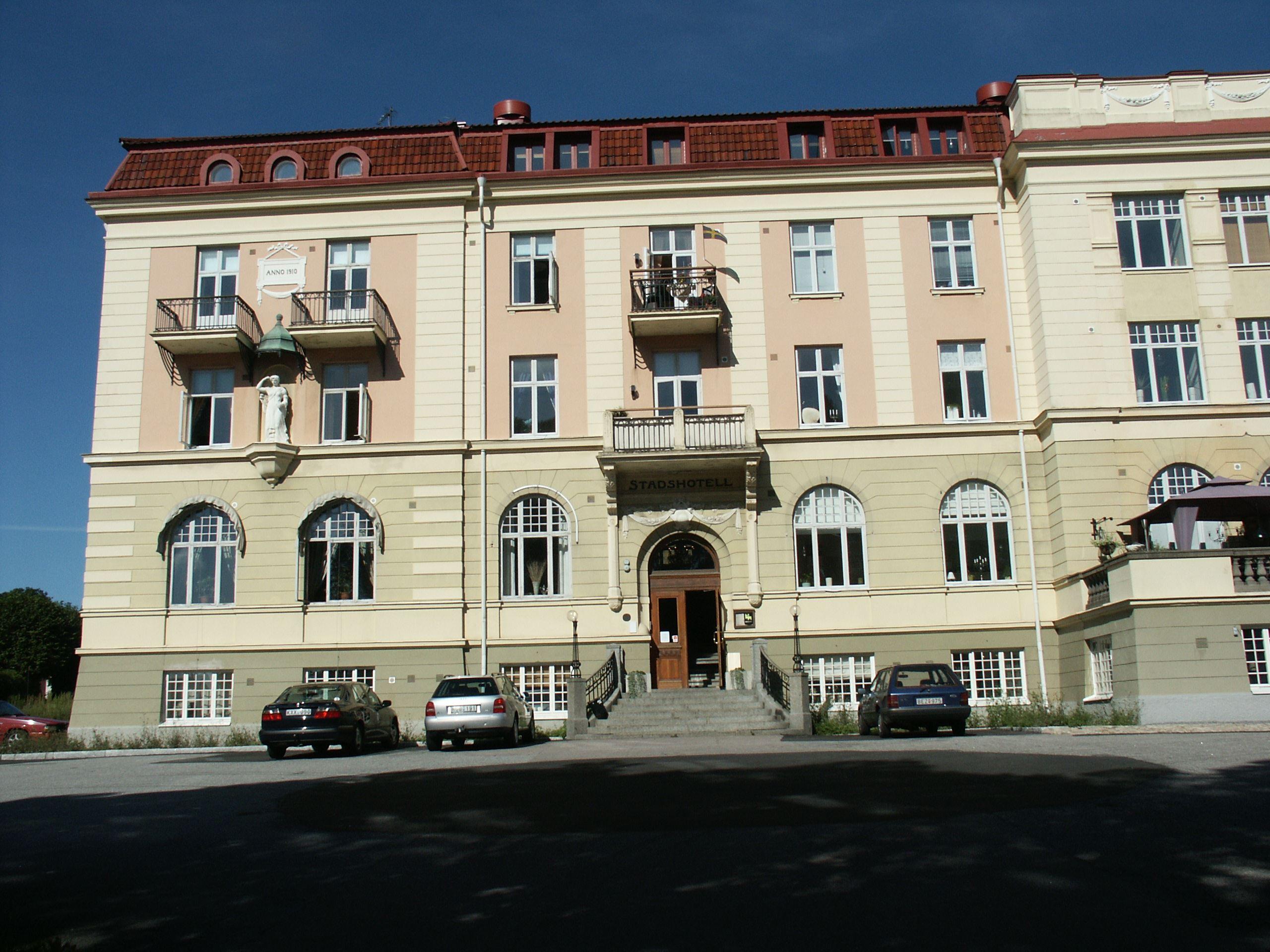 Stadshotellet - Sölvesborg