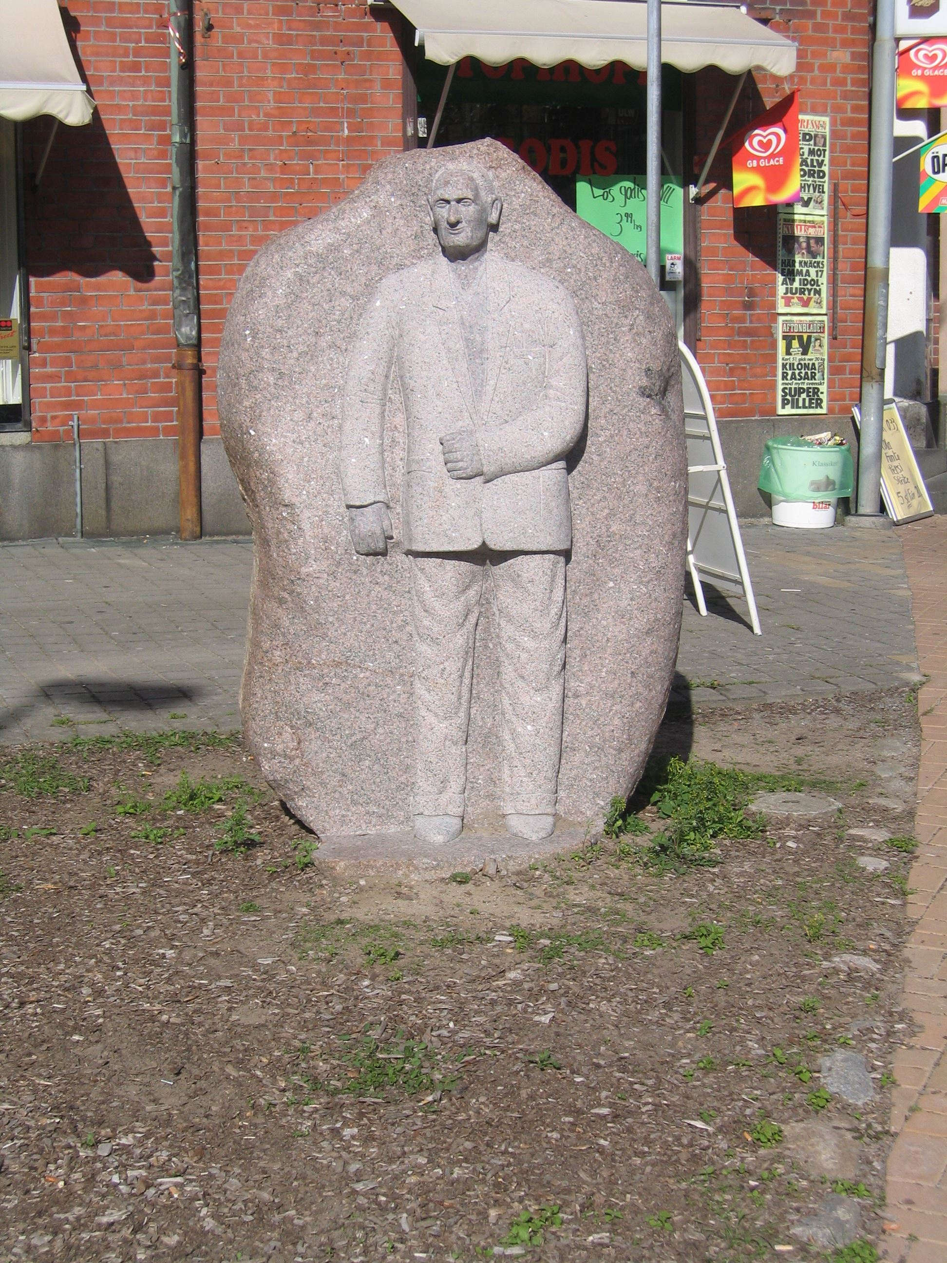 Public art in Sölvesborg