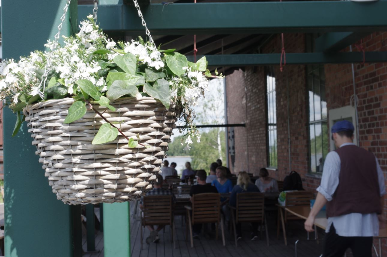 Norrbyskärs museum - Café & Resturant