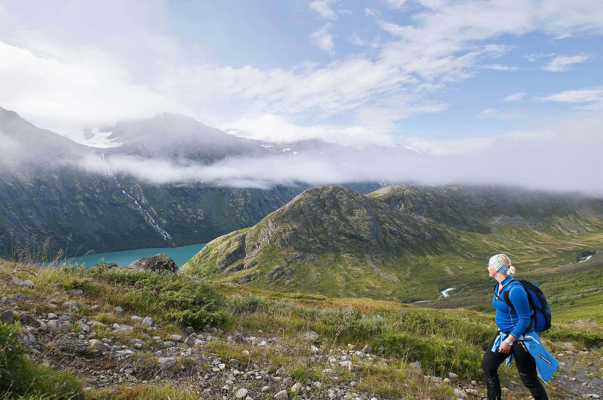 Besseggen Fjellpark Maurvangen