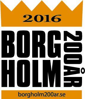 Borgholm 200 år - Födelsedagsfesten!