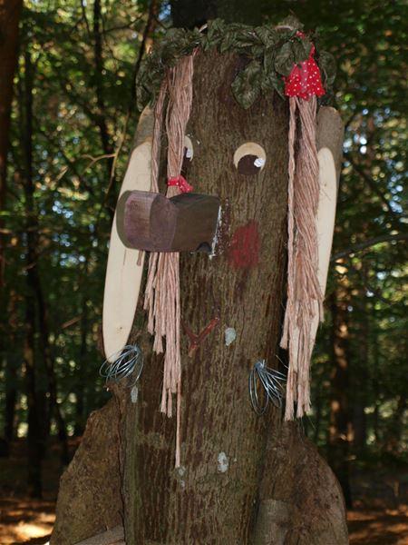 Pytteskogen