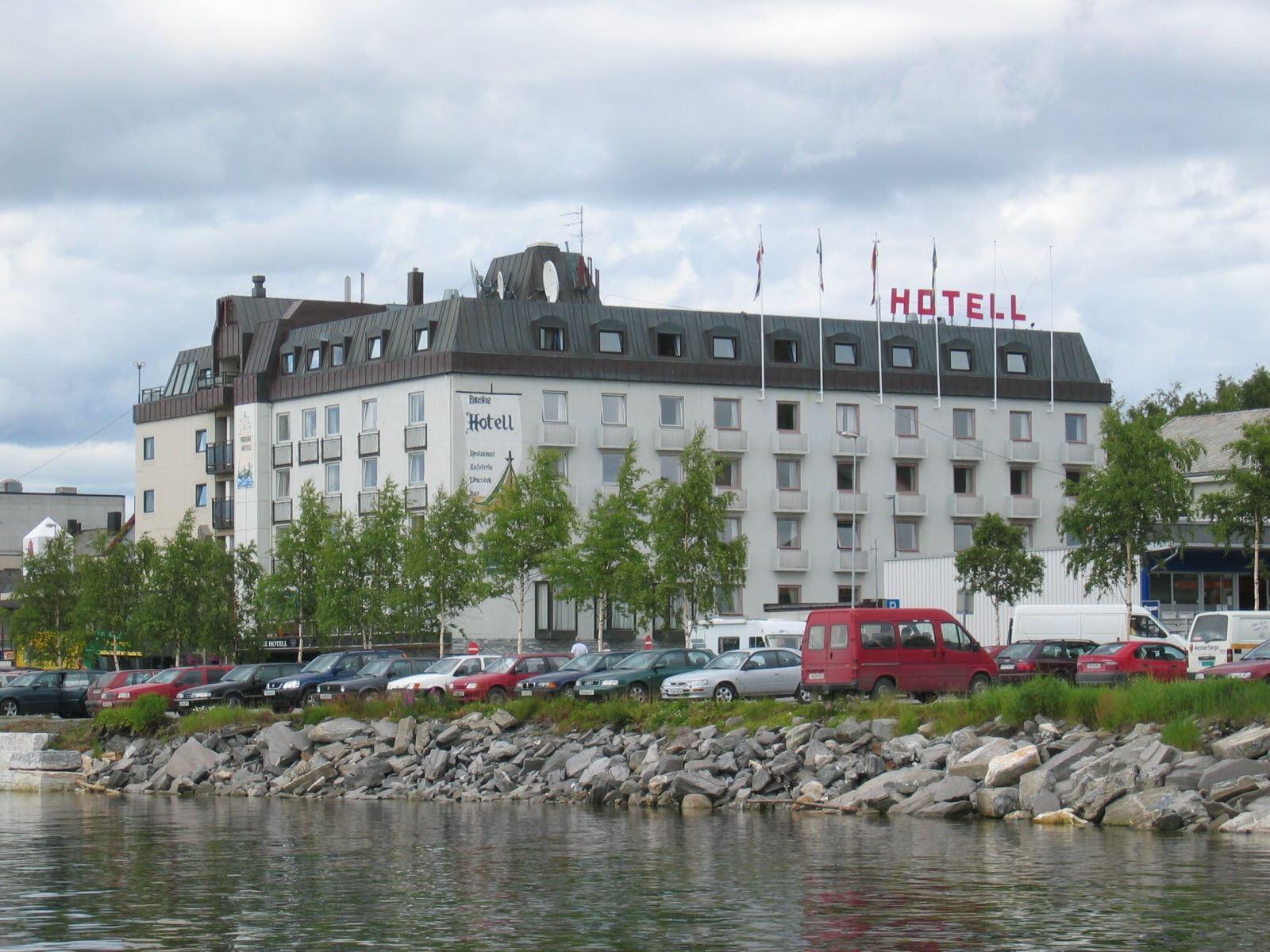 Scandic Partner - Fauske Hotell