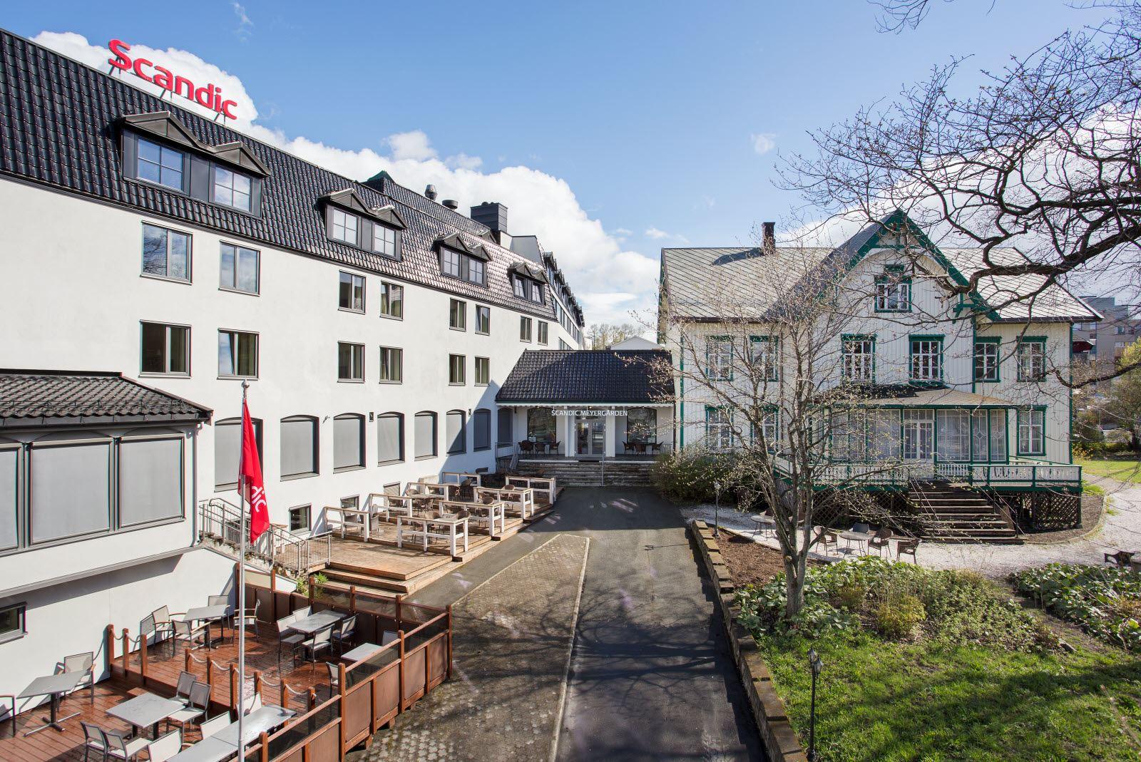 Scandic Partner - Meyergården Hotel