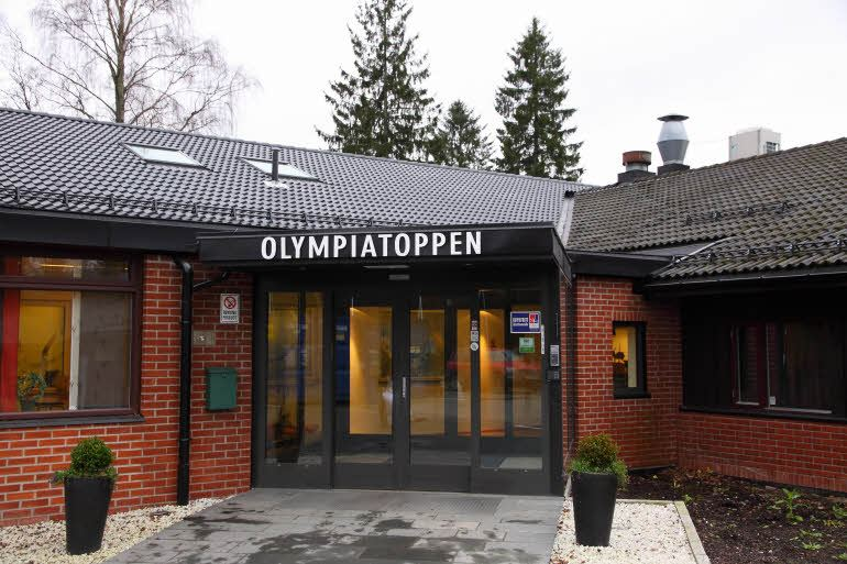 Olympiatoppen Sportshotel, part of Scandic
