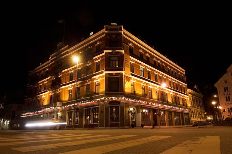 Scandic Partner - Victoria Hotel