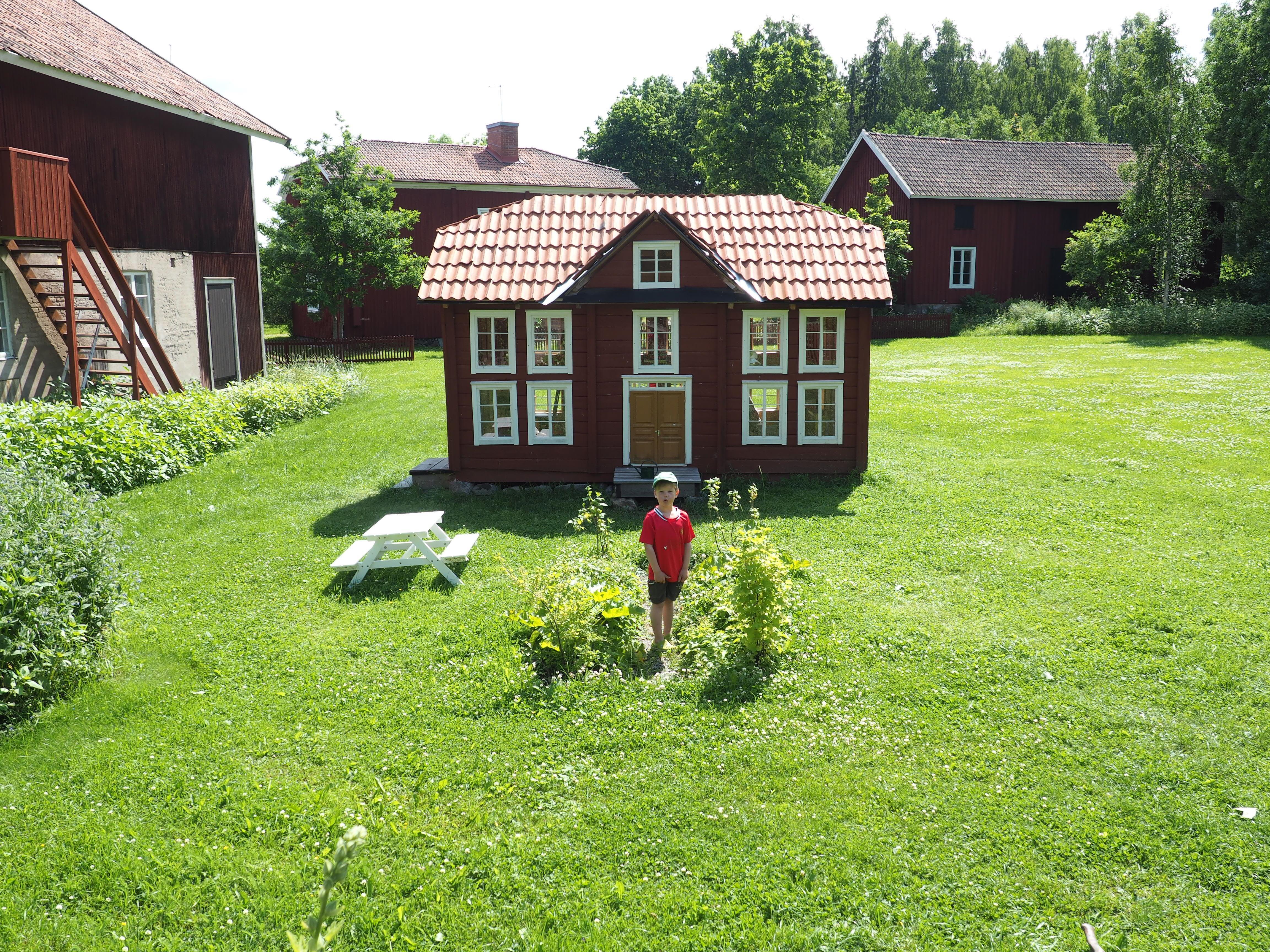 Hälsingegården Erik-Anders, Världsarvet Hälsingegårdar