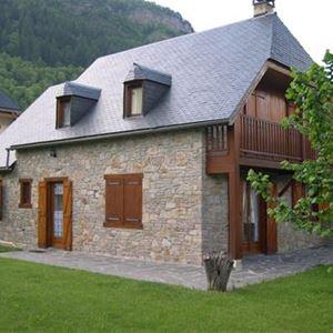 © ot louron, VLG212 - Maison indépendante dans un petit village du Louron