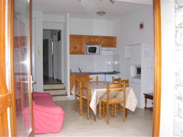 © OT, VLG120 - Appartement en rez de chaussée à Loudenvielle