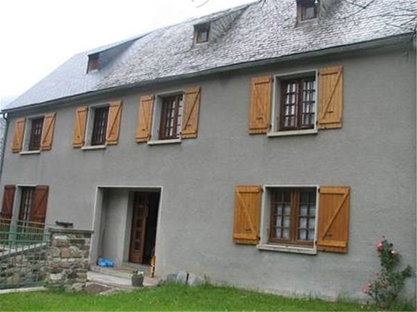 VLG312 - Maison individuelle dans le Louron