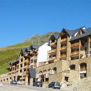 © HPTE_RESIDENCE MER ET GOLF, HPRT20 - Résidence au Grand Tourmalet La Mongie