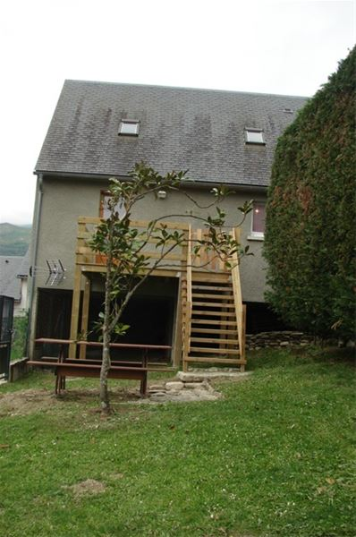 © ZAUZERE, VLG337 - Maison 6 pers. au cœur d'un petit village du Louron