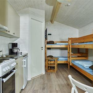 Strandskogens Campingstugor - Sudersand Resort, Fårö