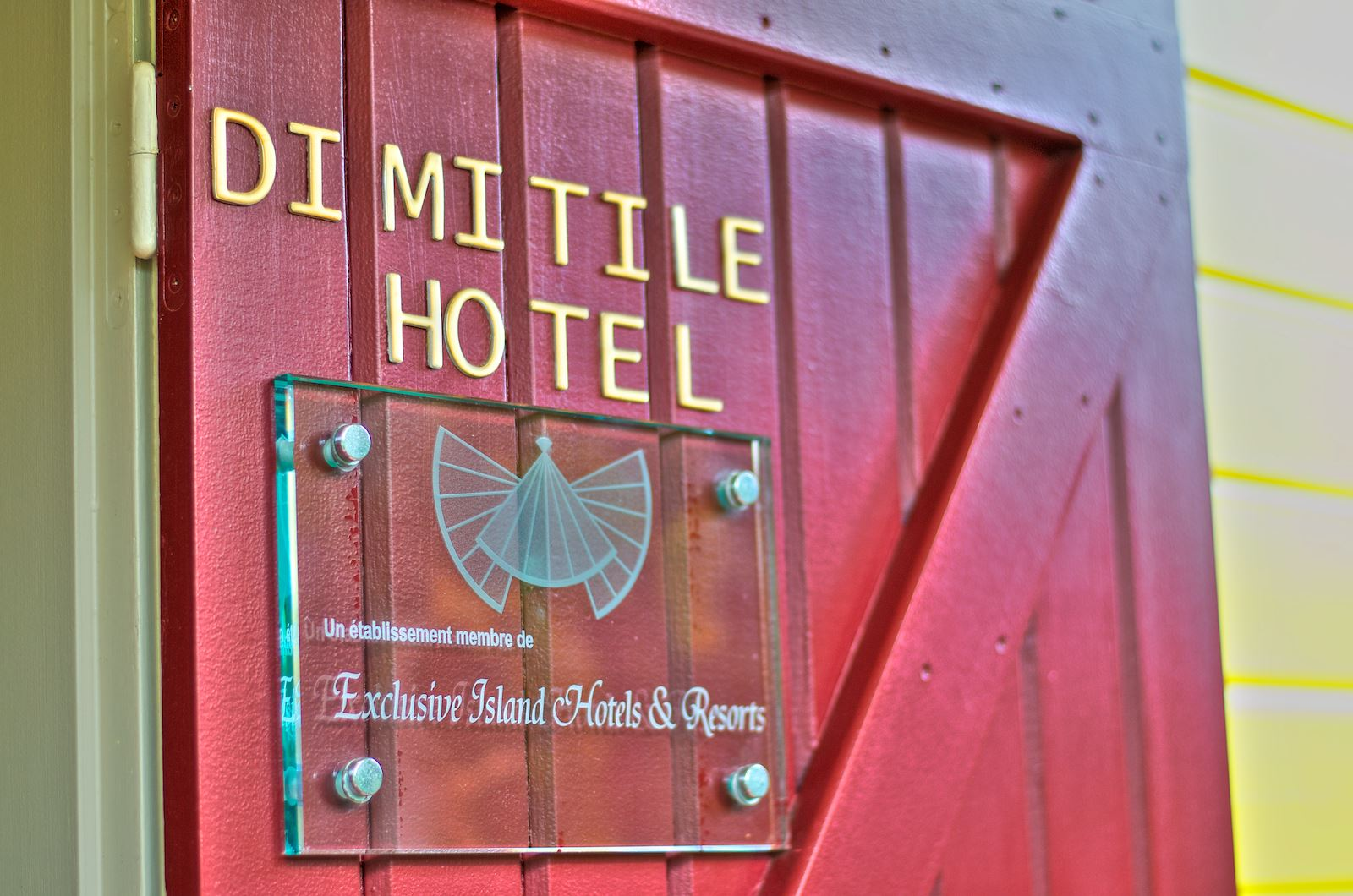 Dimitile Hôtel****