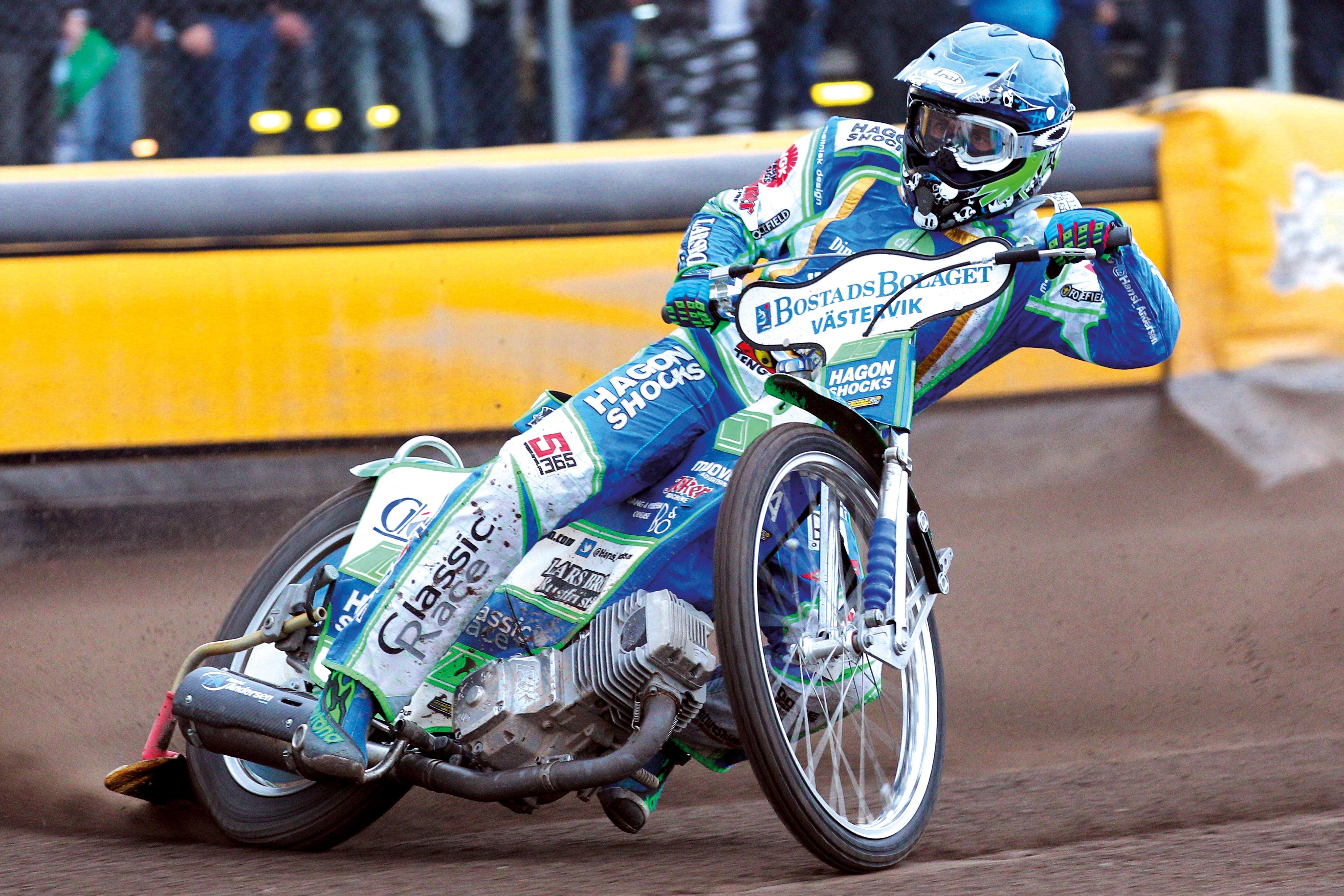 Speedway: Västervik-Griparna