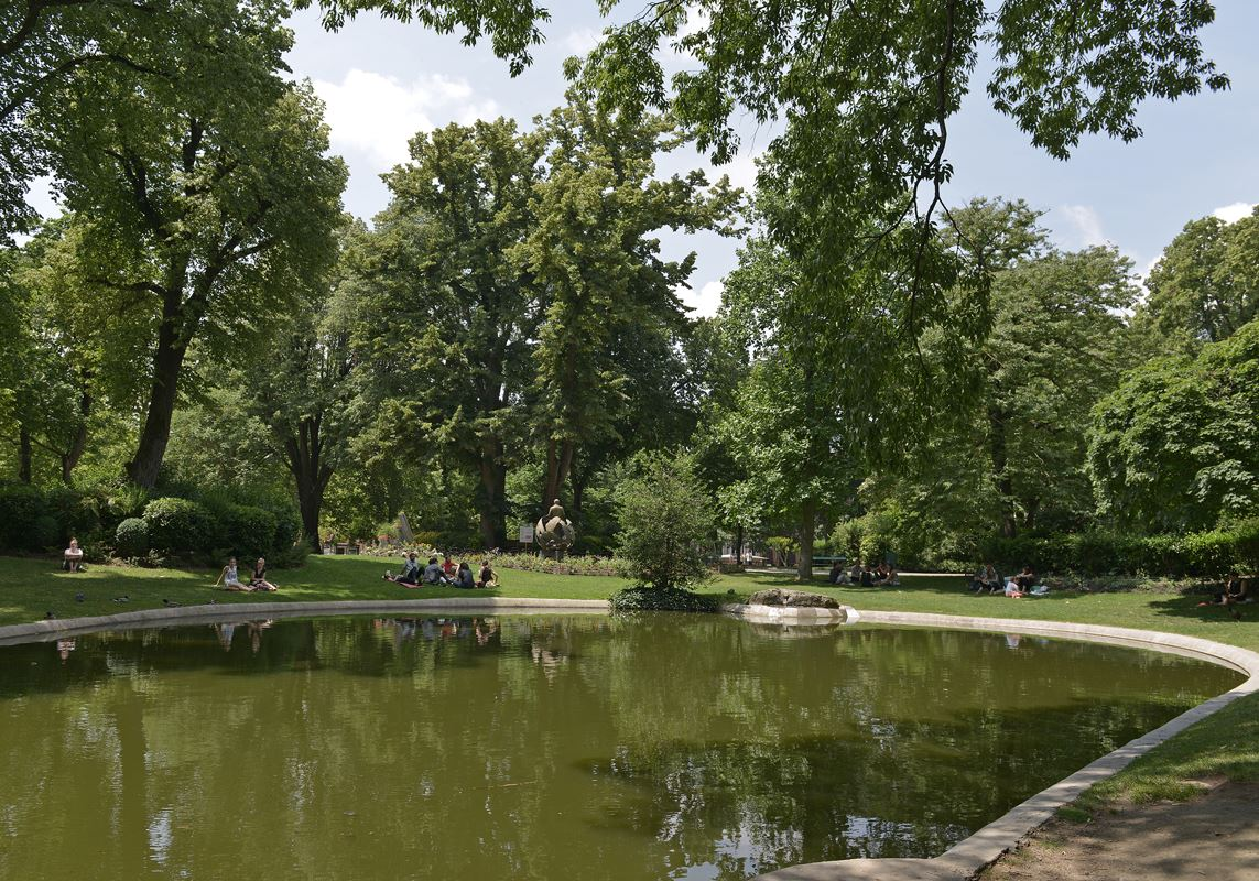 Le quartier des jardins