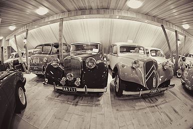 Antti's Car Museum