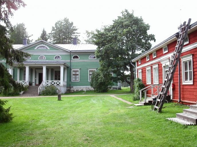 Itä-Häme Museum and Koskipää Manor