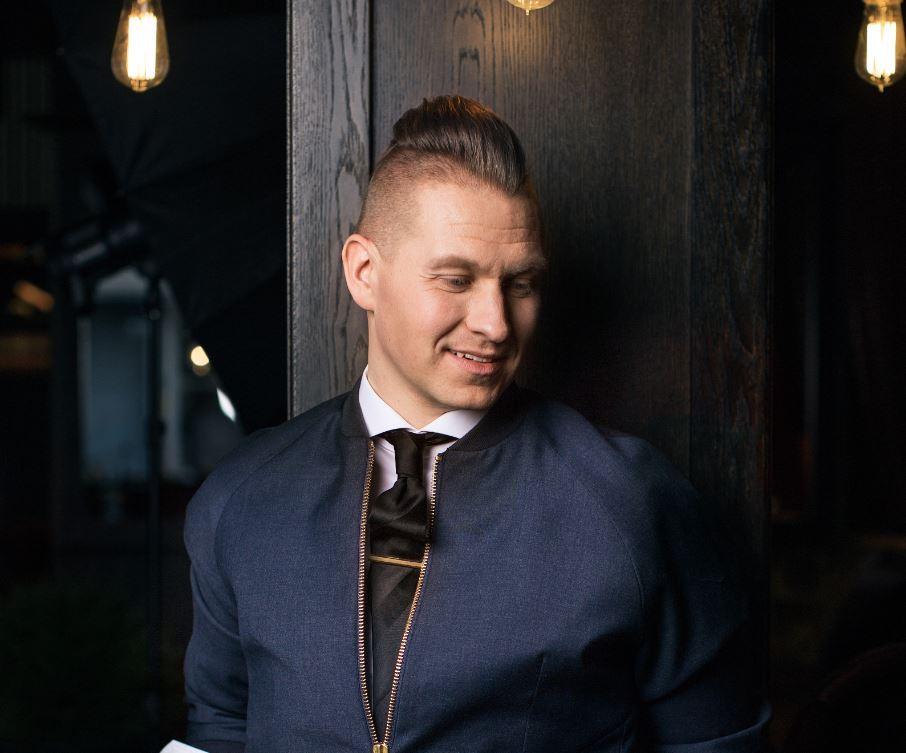 Samuel Ljungblahd på Umeå Live