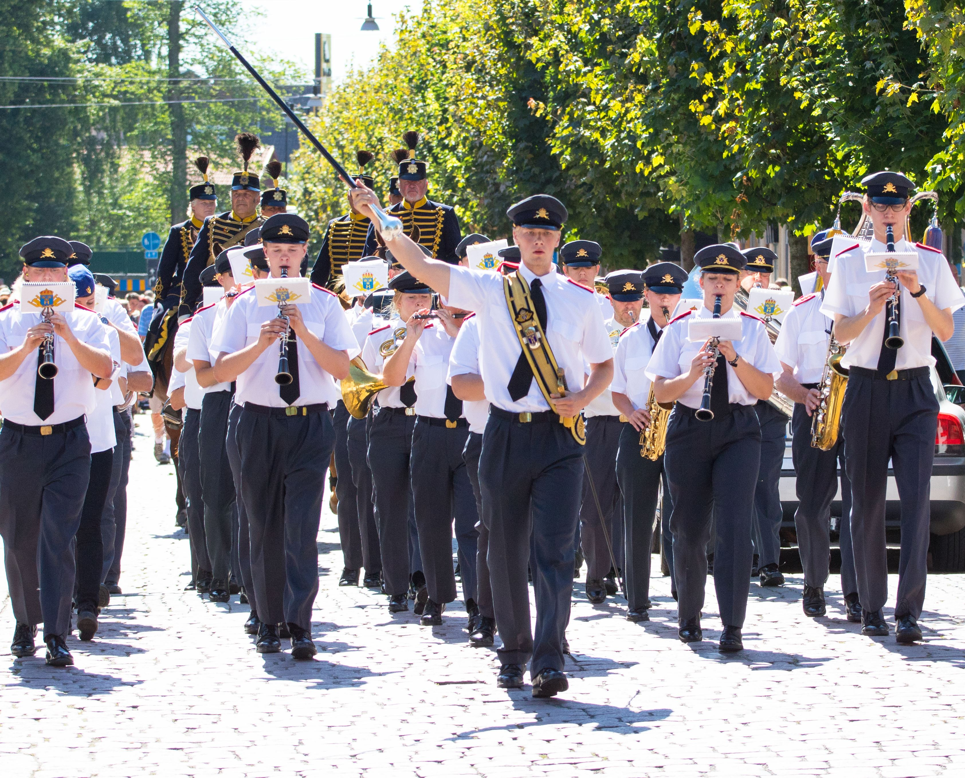 Home Guard Parade