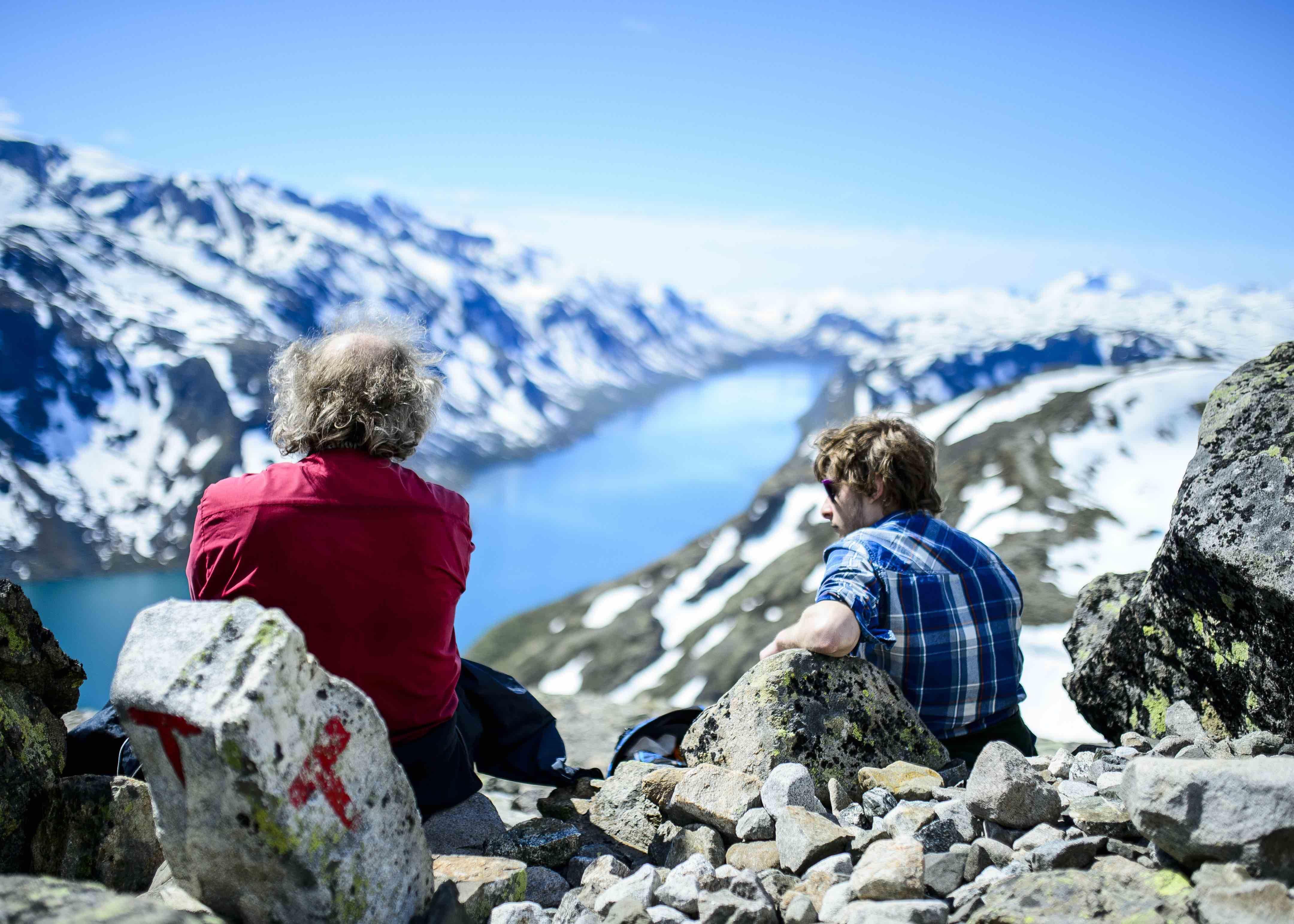 Marius Dalseg/Turistforeningen, Jotunheimen Fjellfestival
