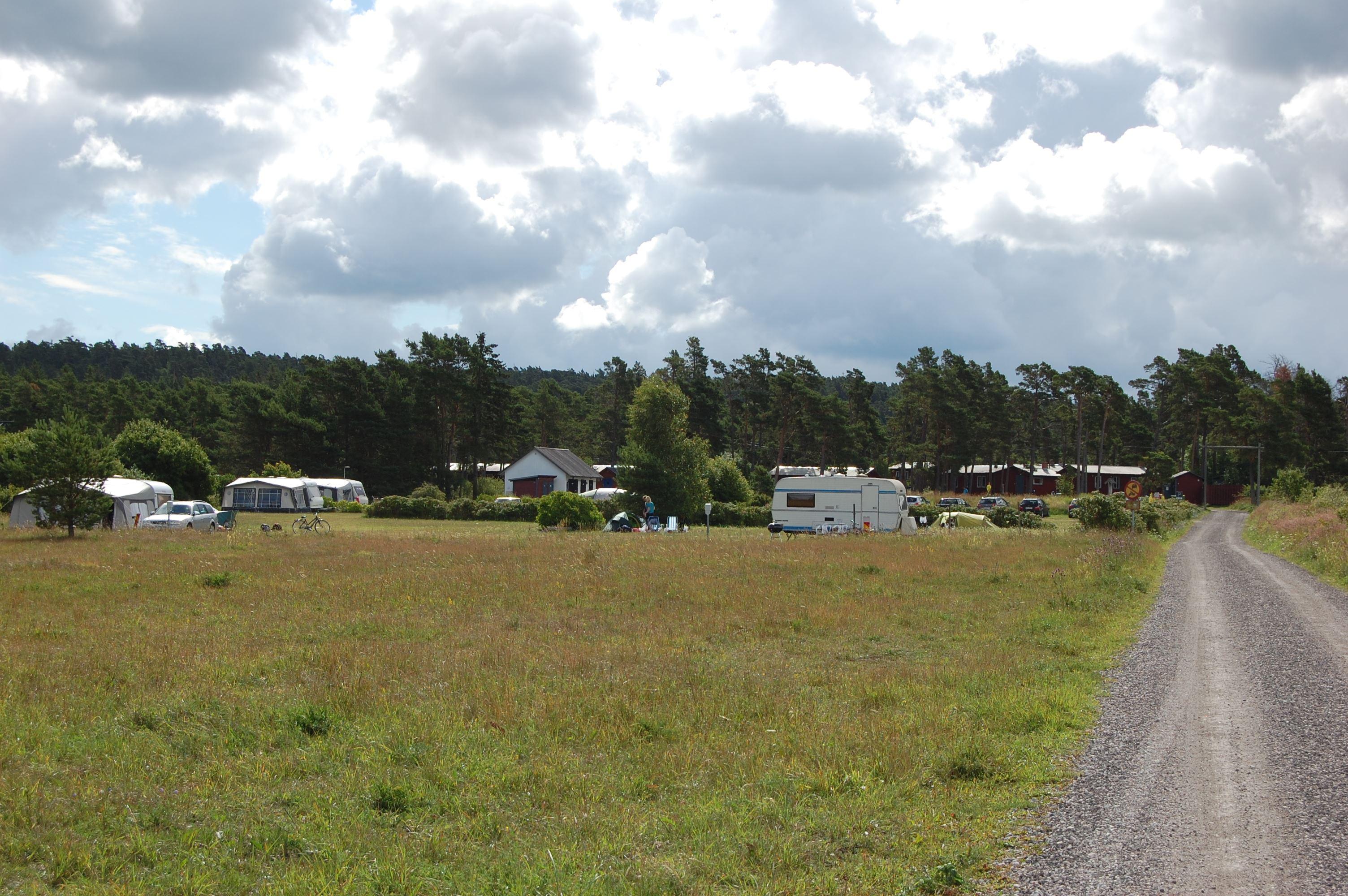 Lickershamns Camping
