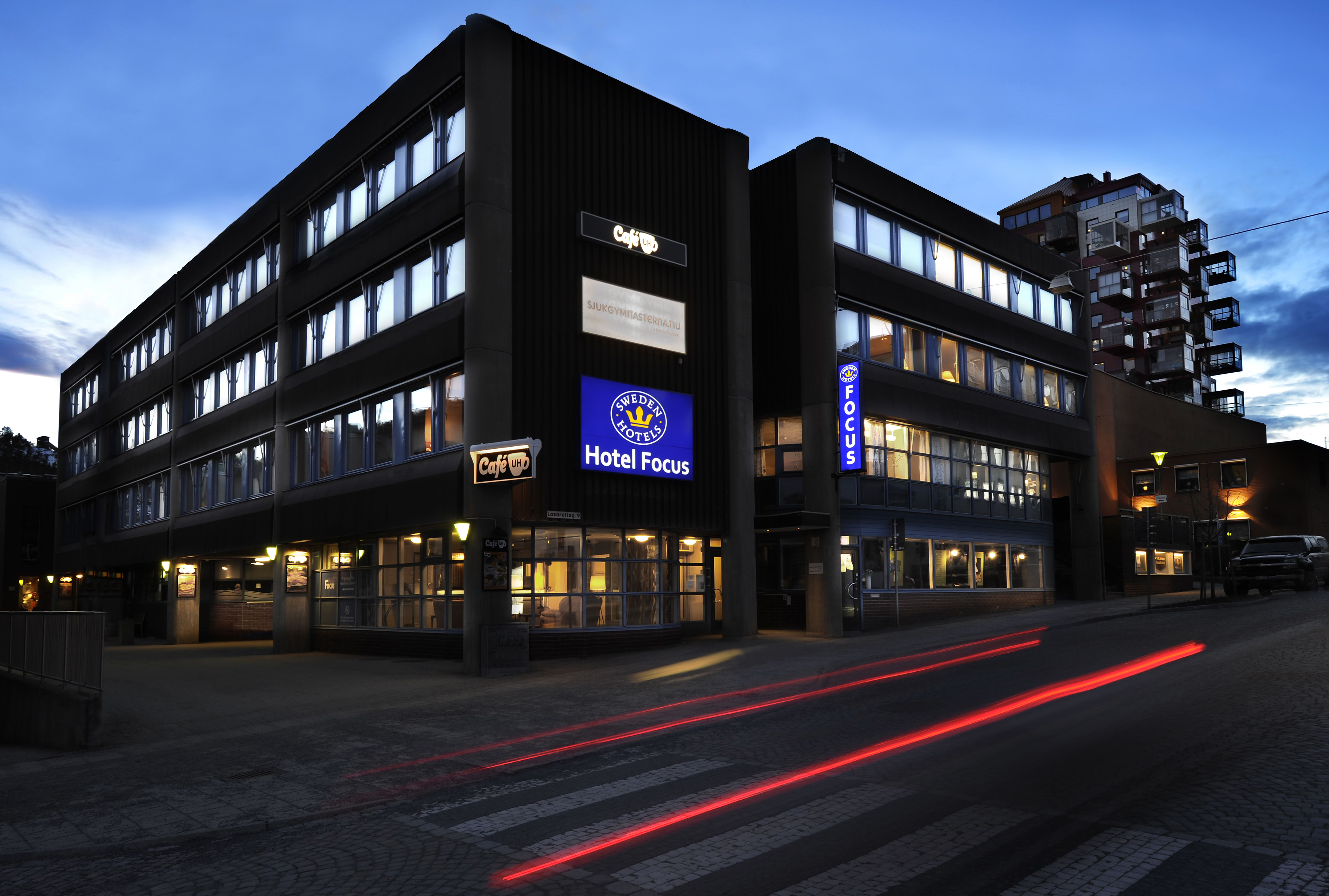 Hotell Focus Sweden Hotels