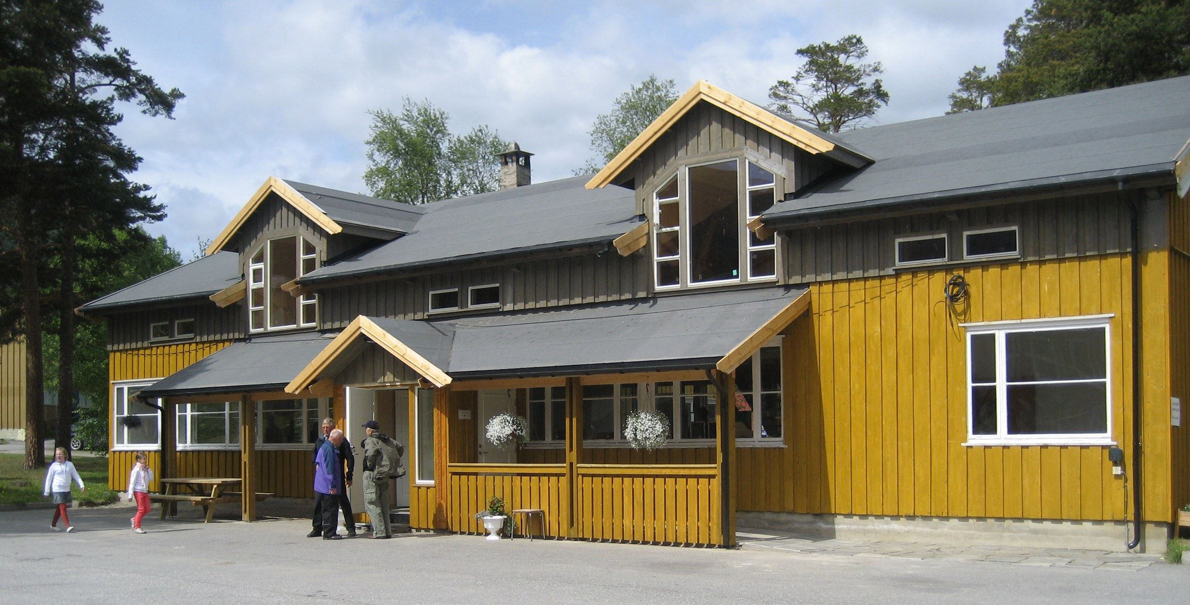 Sommerferie-kurs for ungdom, Dovre 2017