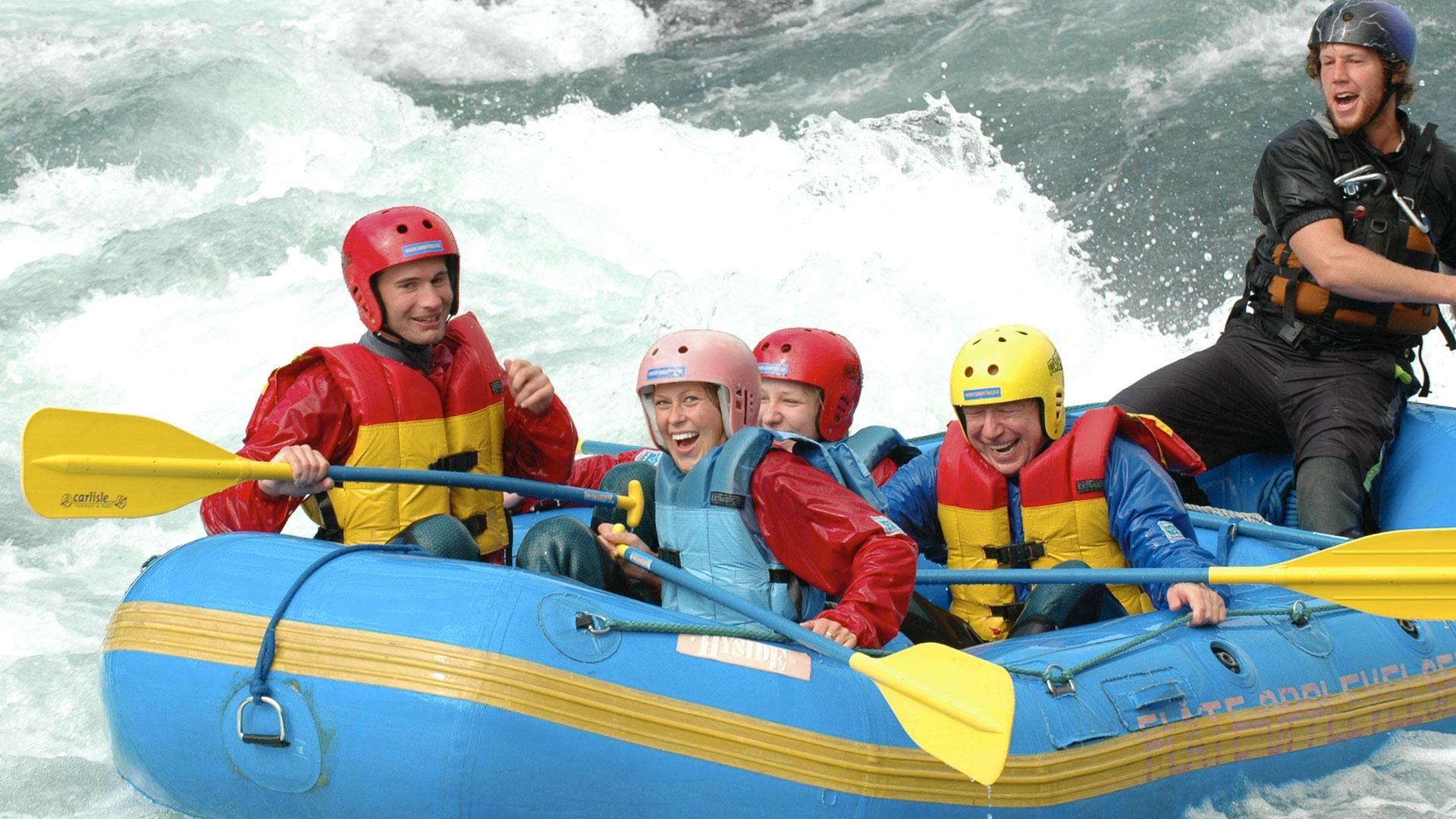 Rafting Korttur