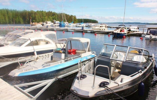 Padasjoki Harbour | Kiuasniemi Marina