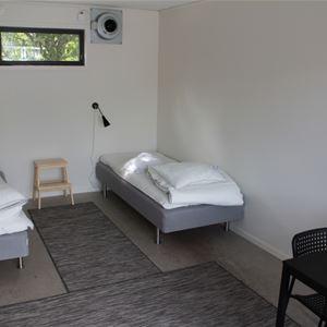 Stuga Vallabod (2 bäddar, 17 m², ej WC/dusch, Nr 01)