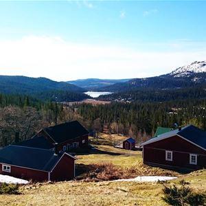 STF Almdalens Fjällgård