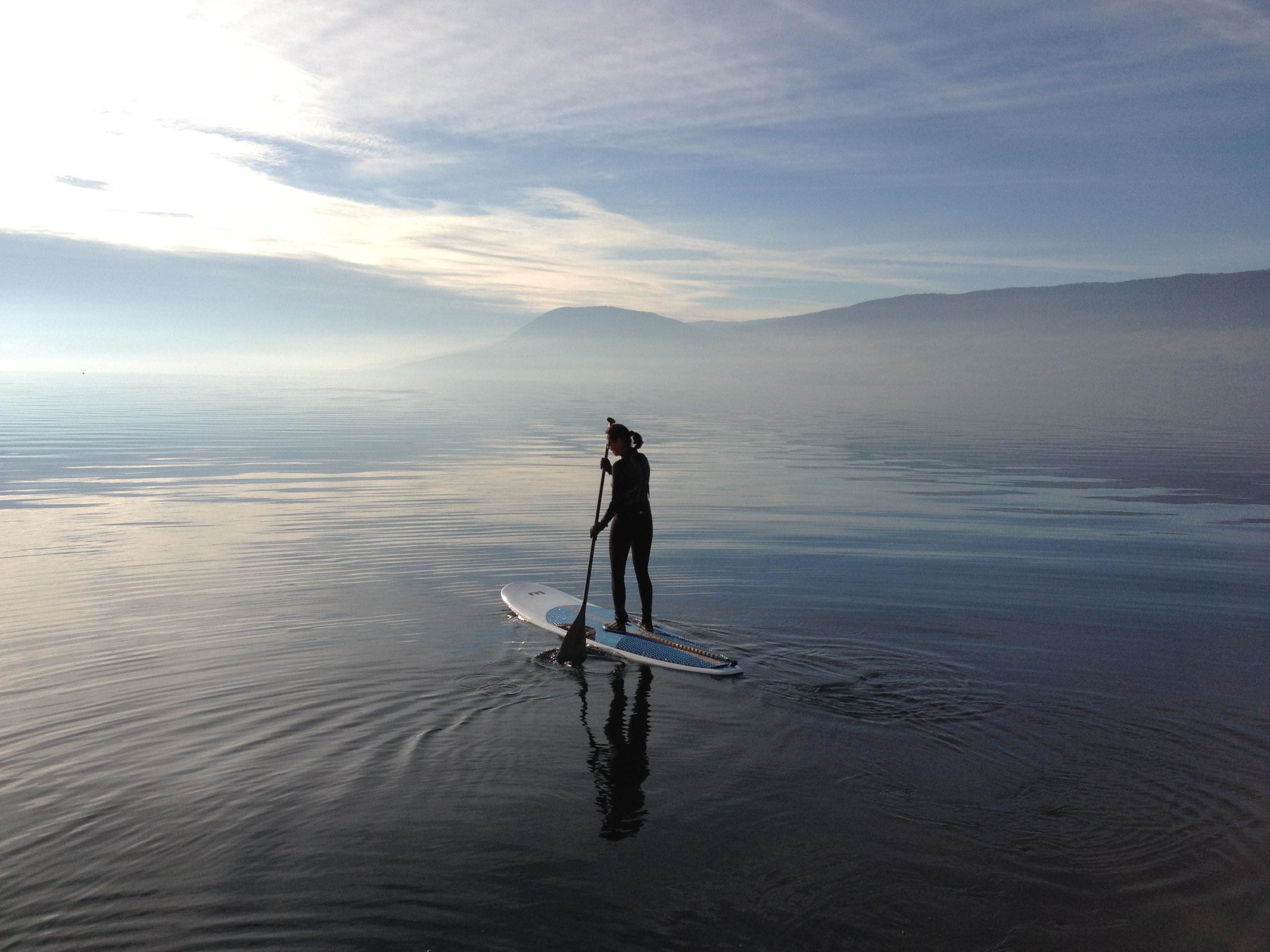 Stand Up Paddle rental at 69 Nord Sommarøy Outdoor  Center