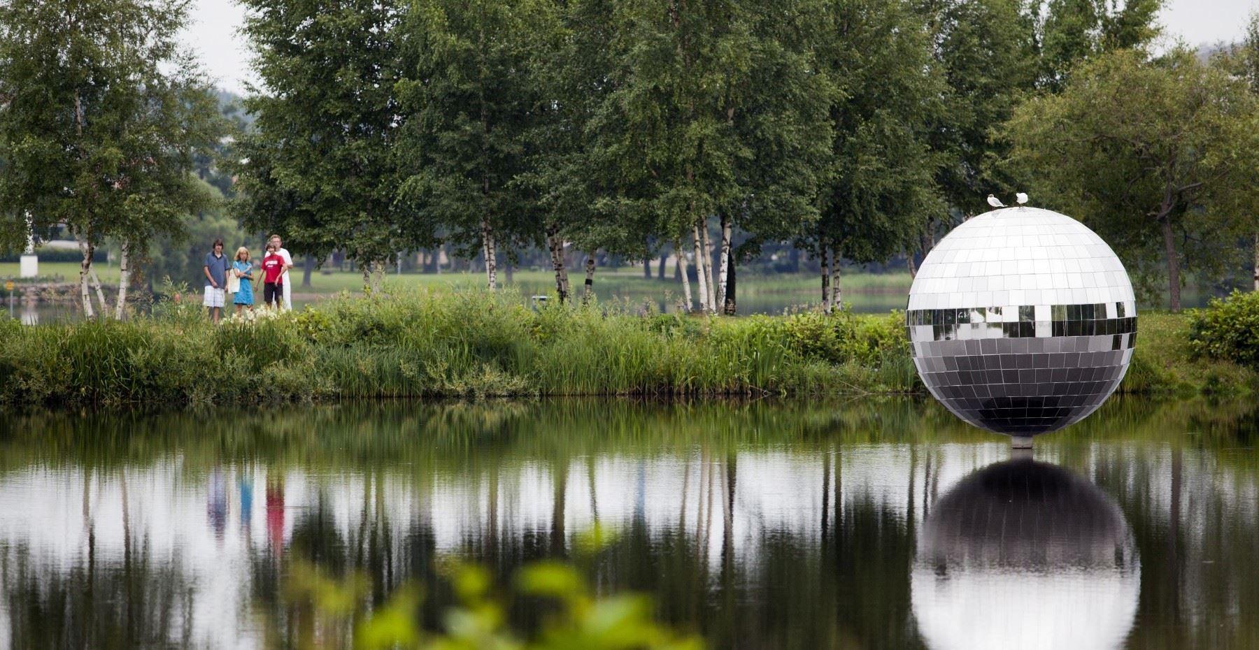 Växjö Art Site