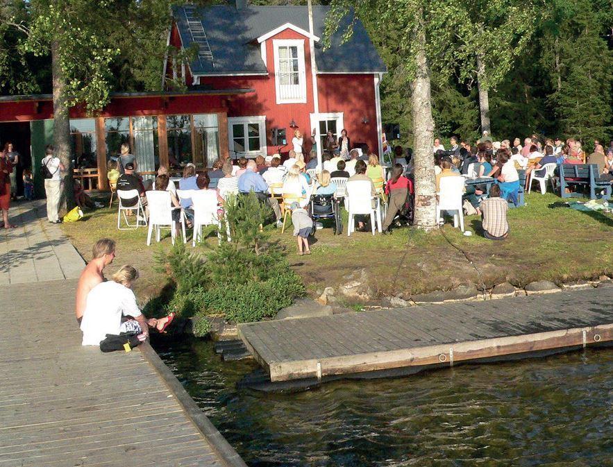 Musik vid sjön