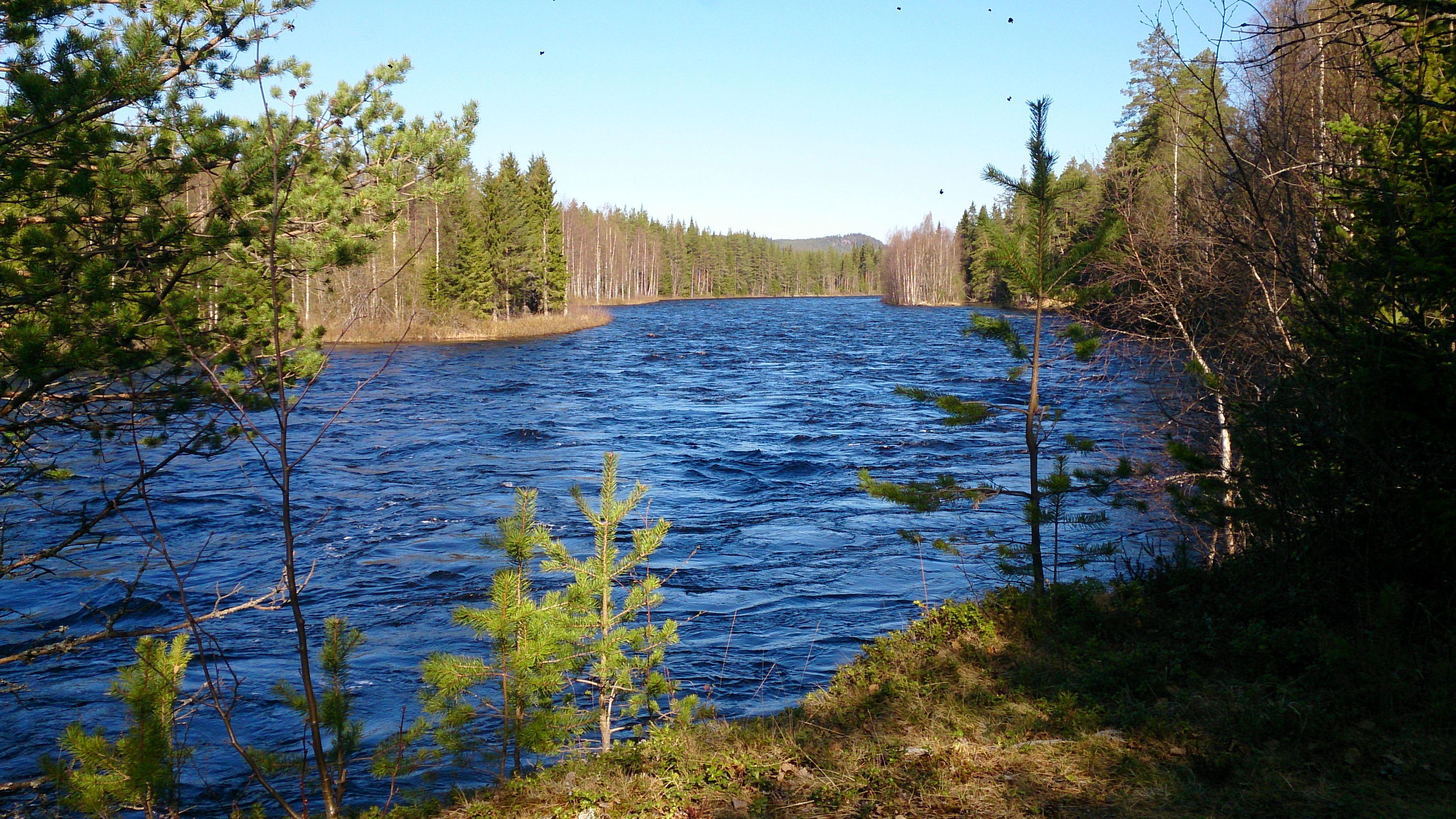 Claudia Wieczorek,  © Bjurholms kommun, The Öreälven River Trail