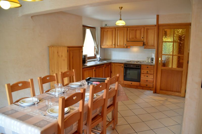 4 Rooms 6 Pers ski-in ski-out / LUPINS 1