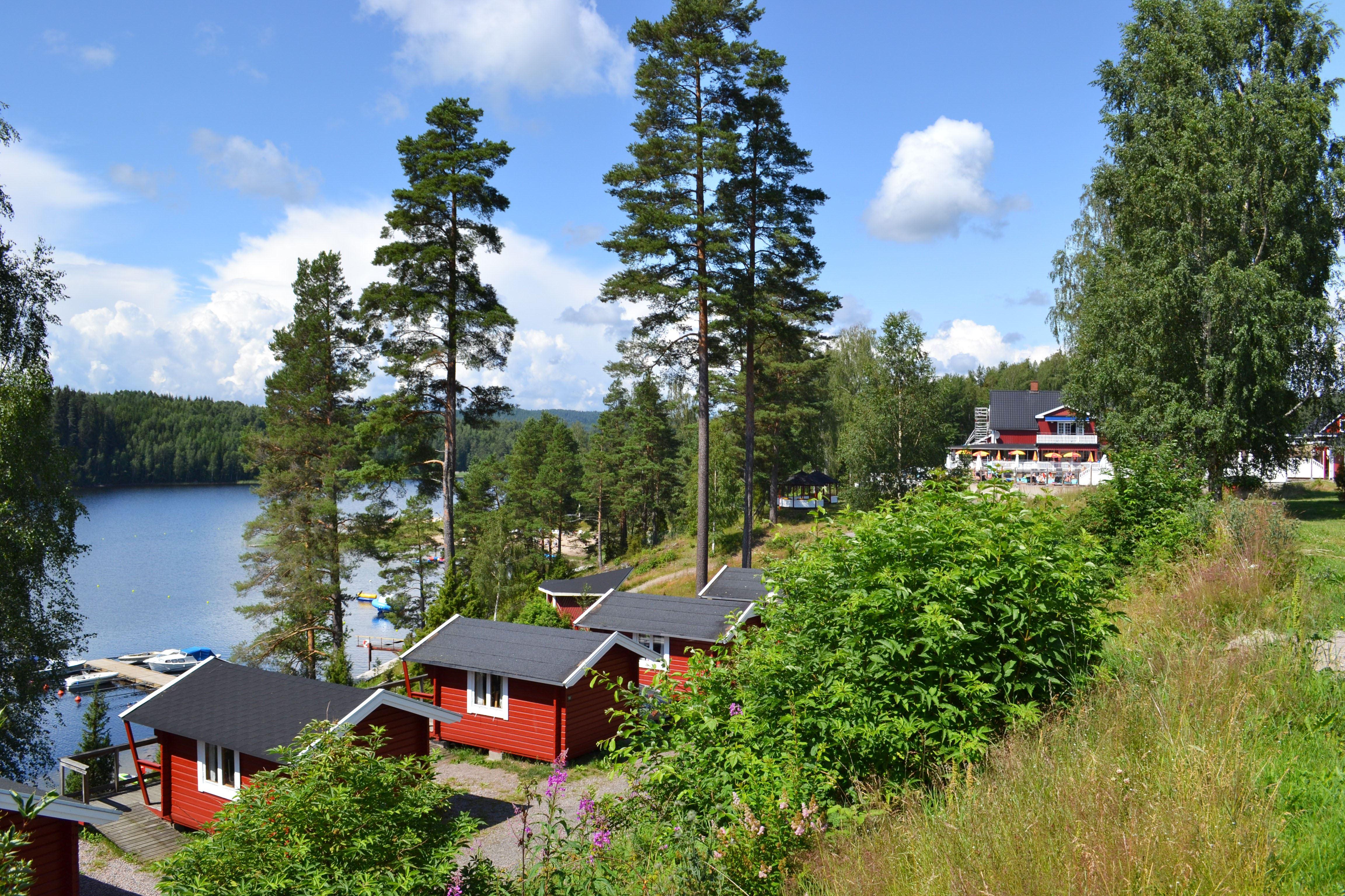 Årjäng Camping & Stugor, Sommarvik/Stugor